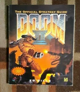 Doom II 2 Official Strategy Game Strategy Game Guide
