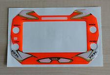 RK Racing Kart Stile Gel Sticker Per Mychron 5-Kart