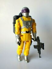 Figurine Bikini Kadois Type Gi Joe Adventure Man Mega Cop Kanats + Accessory