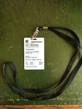 U2 at Twickenham Concert Lanyard - Joshua Tree Rare