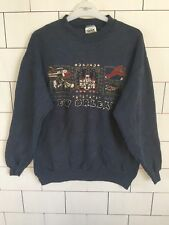 VINTAGE RETRO USA BRIGHT BOLD NEW ORLEANS SWEATSHIRT SWEATER OVERHEAD #10