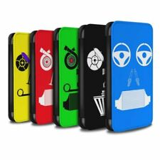 Cars Mobile Phone Flip Cases for Apple