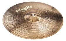 """Paiste 900 Serie 16"""" Heavy Crash Becken Cymbal CuSn8 2002 Bronze Drum Schlagzeug"""
