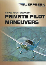 3e39fc22c3d Jeppesen Guided Flight Discovery - Private Pilot Maneuvers Manual - 5th  Edition