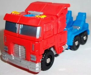 Transformers Generations OPTIMUS PRIME Legends 30th anniversary figure