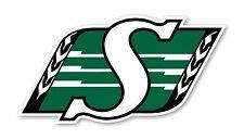 Saskatchewan Roughriders Emblem  Decal / Sticker Die cut