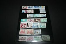 CHILE Fantastic Lot of Stamps Some MNH SEE Both PHOTOS  CHI05SEPT