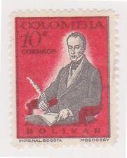 (COA-40) 1959 Colombia 10c UNIFICADO (X)