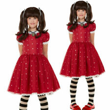 Santoro London Ruby Costume Childrens Doll Storybook Fancy Dress Outfit