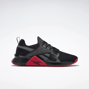 Reebok Mens Flashfilm Training Shoes in Black and Red