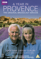 A Year in Provence DVD (2014) Lindsay Duncan, Tucker (DIR) cert PG 2 discs