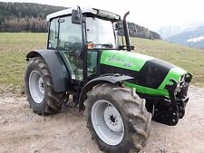Deutz Fahr AgroFarm Workshop, Ops & Parts Manuals
