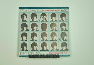 Large Now Playing Wall Mounted Vinyl Record Display Shelf / Stand