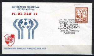 Soccer 1978 C61 used Cover Argentina Sport skiing
