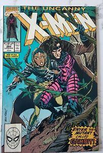 UNCANNY X-MEN #266 (1990) 1st Gambit Full Appearance HIGH GRADE - FREE SHIPPING