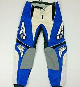 MSR MX Motorcycle Motocross Pants Mens Racing Size 36