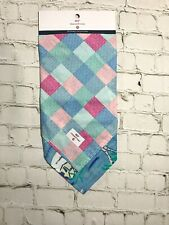 Vineyard Vines For Target Pet Bandana Patchwork Island Reversible For Dogs New