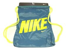 Nike Logo Draw String Bag Gym Bag Gym-sack BZ9756-477