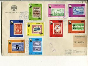Paraguay FDC 11.6.1979