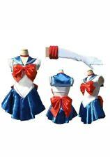 Womens Cute Sailor Moon Style Short Dress Skirt Costume Brand New Size XL