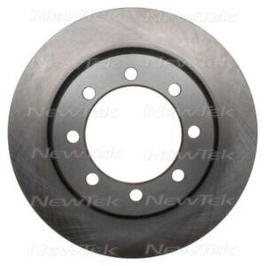 Disc Brake Rotor Front NewTek 55001
