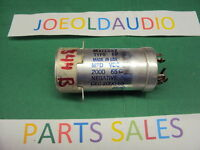 HH Scott 344B Original Filter Capacitor. Parting Out 344B Receiver Read Below.