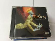 Trivium - Ascendancy (Parental Advisory) (CD 2005) 016861825126