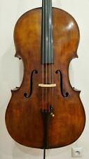 Nr. 722 altes Cello signiert Homolka  schöner guter  Klang