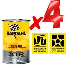 Olio Motore Auto-Bardahl XTR 39.67 Racing c60 10W-60 - Super Offerta 4 litri