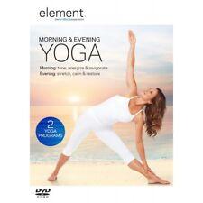 Element Morning & Evening Yoga 5060020706028 DVD Region 2
