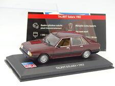 Ixo Presse 1/43 - Talbot Solara 1983