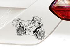 """Sprint ST 1050 Auto-Motorrad-Aufkleber, Sticker, für den """"Motorrad-Triumph-Fan"""""""
