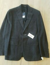 NWT THOM SWEENEY MADE IN ITALY DECONSTRUCTED 40 38 FULL CANVAS, CARUSO SARTORIO