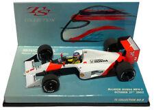 Minichamps McLaren MP4-5 #2 Motegi Demonstration 2002 - Takuma Sato 1/43 Scale