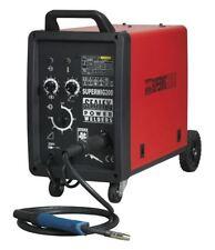 Sealey Supermig200 Professional MIG Welder 200Amp 230V with Binzel Euro Torch