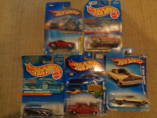 Hot Wheels assorted 5 cars.  67 CHARGER