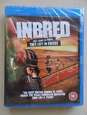Inbred [2011] (Blu-ray)~~~~~~British Horror-Comedy!~~~~~NEW & SEALED
