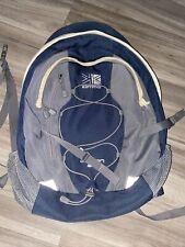 Karrimor Unisex Urban 30 Rucksack Back Pack Mesh Drawstring Navy