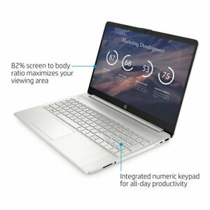 HP Laptop 15-EF023 AMD Ryzen 5 5500U 32GB RAM 1 TB SSD 15.6 FHD Windows 11