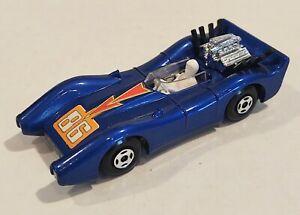 61-C1 MINT! Blue Shark Superfast Lesney Matchbox circa '71
