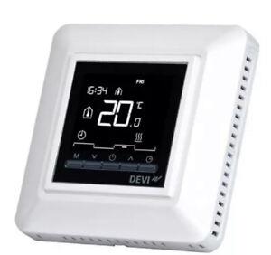 DEVI Devireg Opti Electronic Thermostat White 140F1055 Brand New Eco Design