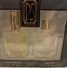 Paul Sebastian PS Fine Cologne Spray 2 oz & After Shave Splash 2 oz. Gift Set
