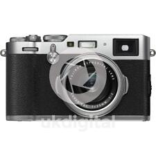 Fujifilm X100F Silver Camera + FREE 64GB CARD