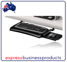 Fellowes Office Suite Underdesk Keyboard Drawer Black Crc91403
