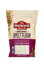 Arrowhead Mills-Organic Spelt Flour, Pack of 6 ( 22 OZ )