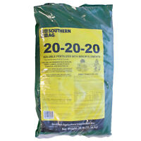 20-20-20 Soluble Fertilizer ( 25 Lbs ) For Residential Landscapes Lawns Shrubs