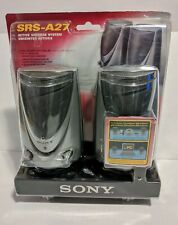 Sony Portable  Active Speaker System SRS-A27 New