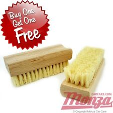 Monza Deluxe Leather Cleaner Cleaning Brush **USE WITH GLIPTONE CLEANER**