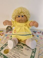 Cabbage Patch Kid Girl