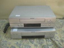 Videoregistratore VHS Grundig Vivance 2 pezzi(non funzionante)